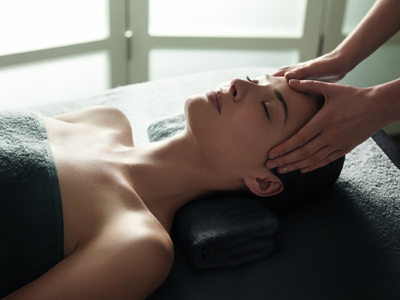 Behandlungsmotive Massage